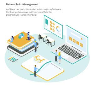 Datenschutz-Management-Aufbau