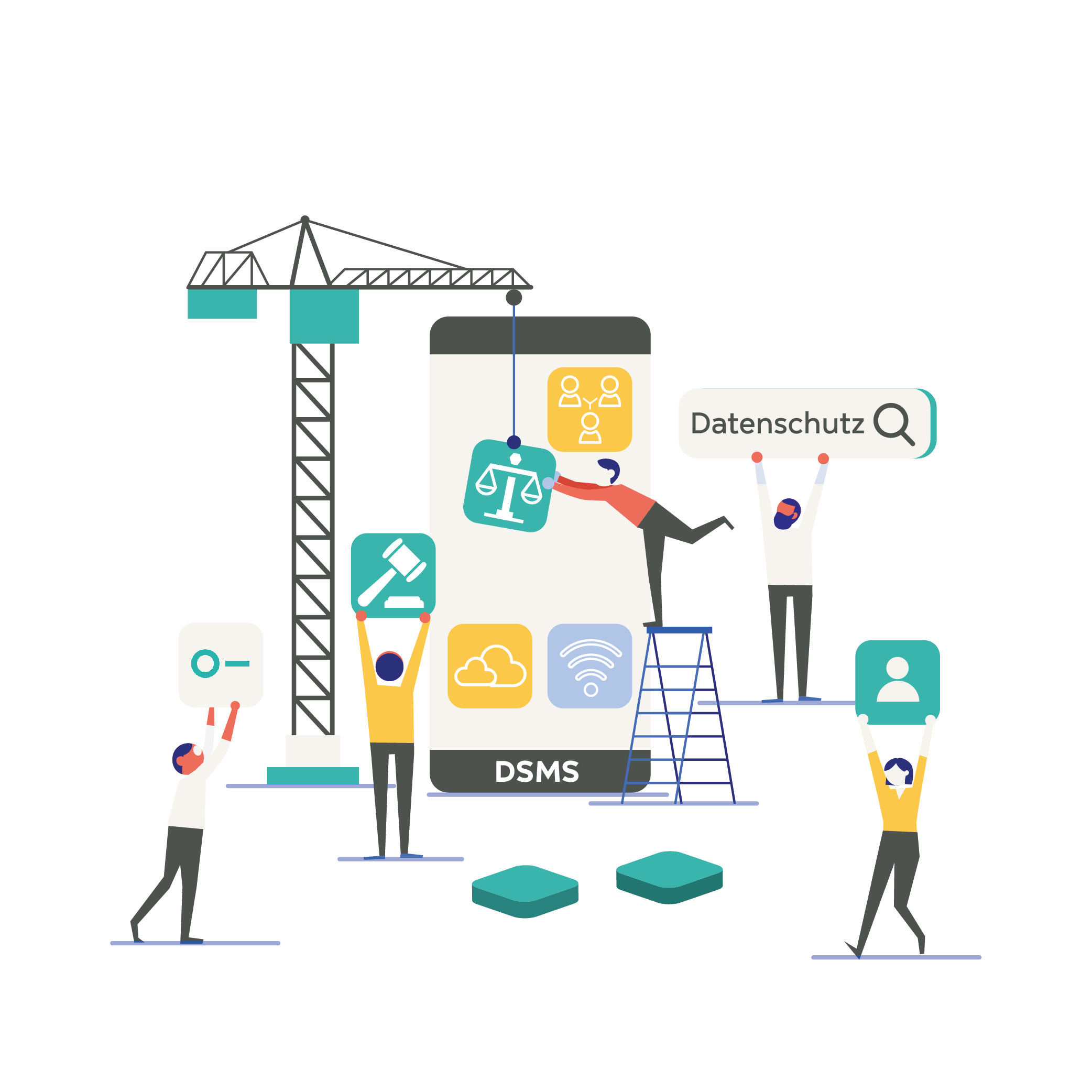 Datenschutz-Management-System