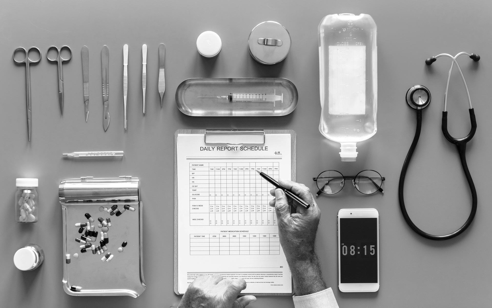 Datenschutz-Schulung-Krankenhaus