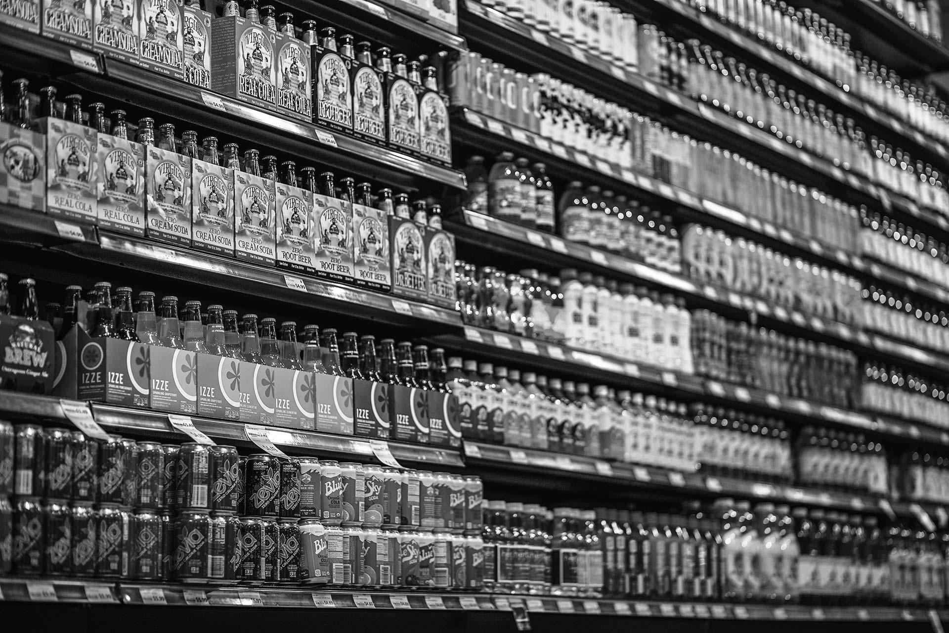 Datenschutz Supermarkt