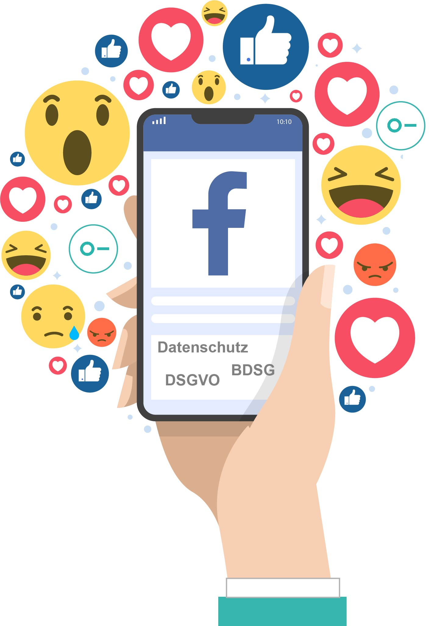Facebook und DSGVO